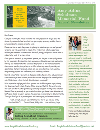Fall 2014/5775 Newsletter